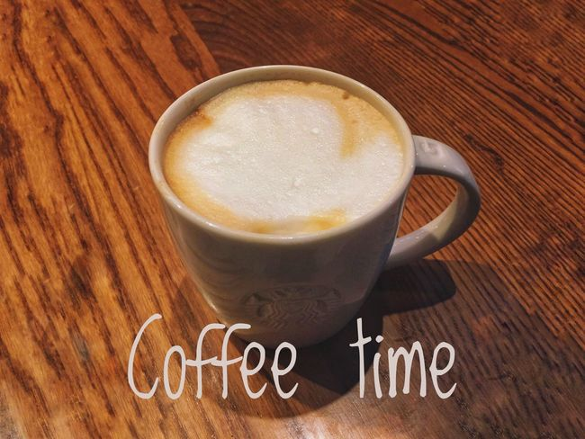 Time 2 relax... Textures and Surfaces Textured  Structure EyeEmBestPics Eyeemphotography Photography Eye4photography  Table Cup Home Relaxing Coffee Drink Coffee - Drink Coffee Cup Refreshment Frothy Drink Food And Drink Table Cappuccino Wood - Material Freshness