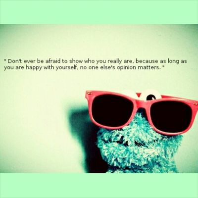 Quotesoftheday  Quotestagram Quotesaboutlife Tumblrquotes yolo cookiemonster instadaily