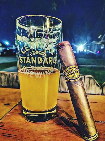 Night out Craftbeer Cigars