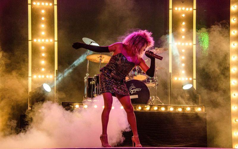 Concert Dance Dancer Dancing Fun Light Light And Shadow Music Music Night Lights Scene Showgirls Showman Singer  Singing Tina Turner One Wild Night Soundtrack Of Our Lives EyeEm Best Shots