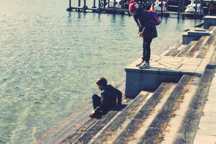 Photo shooting in Nikko.