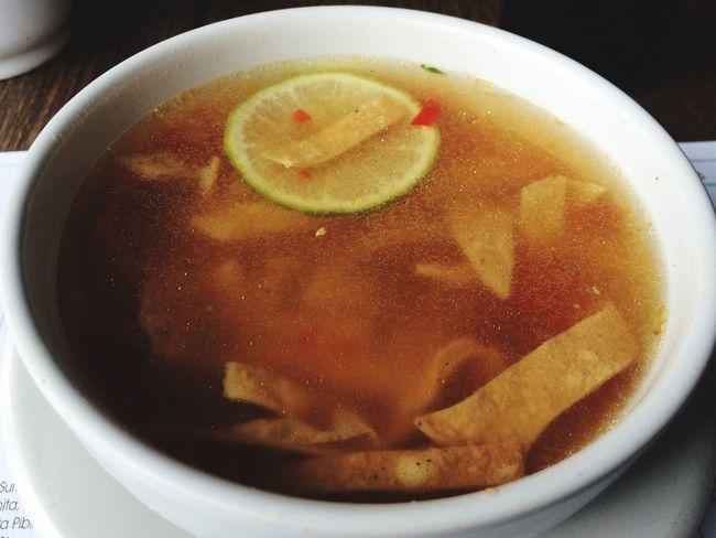Soup Sopa Sopadelima Food Meal Mealtime Soupphotography