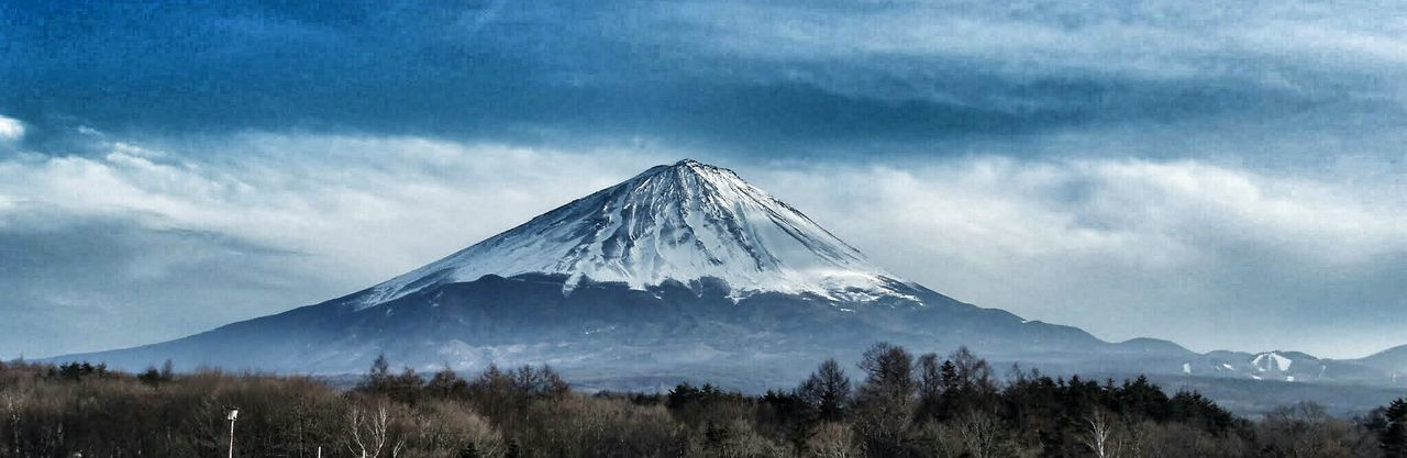 Mt.Fuji Mountain Landscape