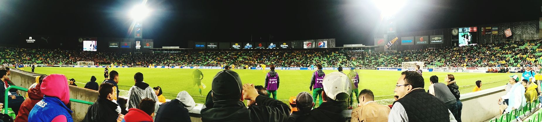 Gran estado, gran afición, gran equipo... Santos Laguna Csl Futbol