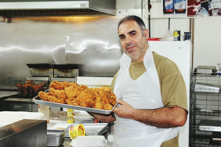 Johnny Essence Of Summer Cooking Time Fried Chicken Party Store Share TheMeal