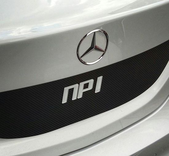 Minimalist number plate. Cars Mercedes Cla250 Minimalism Numberplates