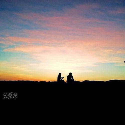 Gradation Sky Siluet Sunset Skyporn Flow  Liveauthentic Pict Photooftheday Instagood Instadaily Like4like Kamerahpgw Kamerahpgw_denpasar Matalensa Mataponsel Igers