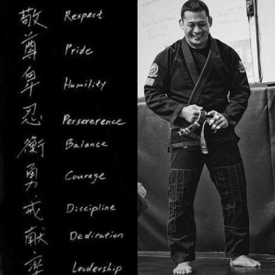 JiuJitsu Martial Arts Karate Blackbelt Learning Teaching Smile Japanese Culture ThatsMe