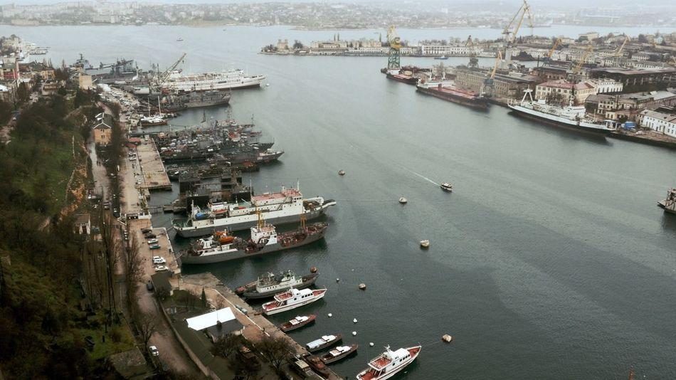 Sevastopol  Sea Ships Navy Ship Севастополь Море корабли Dji