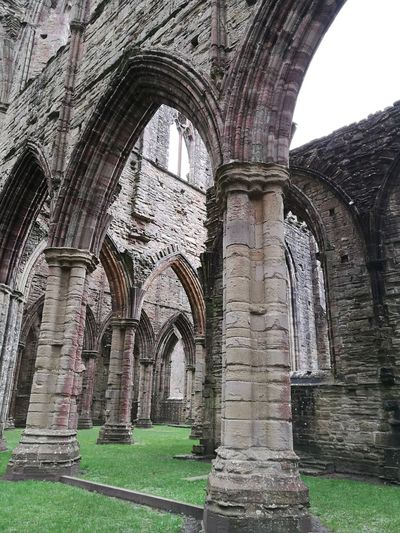 Arch Built Structure History Architecture Cultures No People Decay And Dereliction Beauty Of Decay Tinternabbey Building Exterior