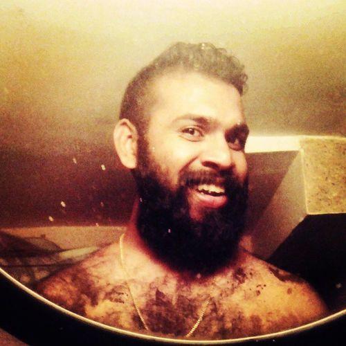 Beard Season TBT  Thursday Beard Beardmen India Indian Kerala Mensstyle Pompadour Saloon Groom Love Yellow Bear Red Instadaily Tattoo Biker Ride Harley Wrangler Jackandjones