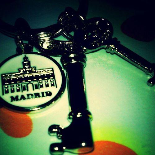 Present Regalitos Regalos Friend amiga love madrid llaves cute myself