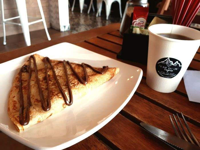 Crepe Coffee