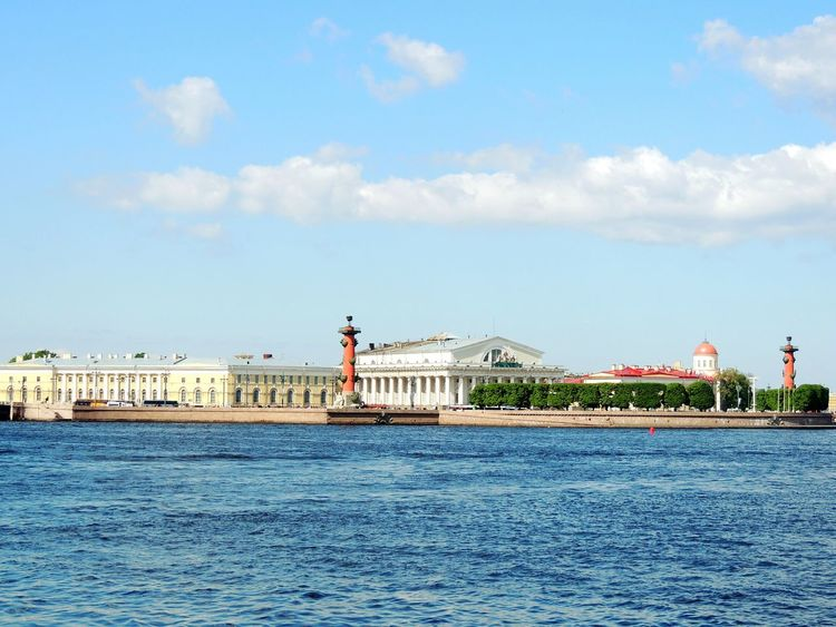 Sankt-peterburg Sunnyday☀️ Neva River North Russia Best Place On Earth Magic City