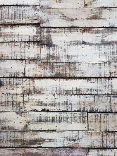 Full frame shot of weathered wooden planks