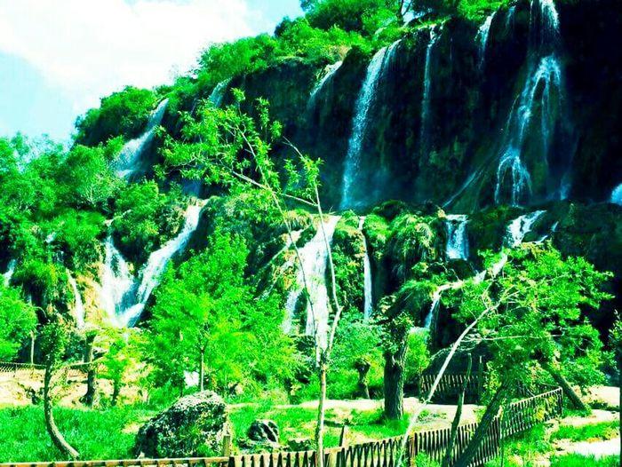 Girlevik Şelalesi - Türkiye, Erzincan, Çağlayan Nature Photography Waterfall Amateurphotography Erzincan Girlevik şelalesi