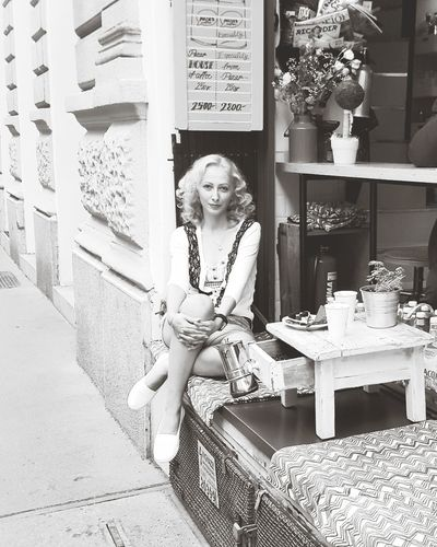 City Street EyeEmNewHere Vacation Photos   Blonde Woman Architecture Travel Destinations History Vacations Travel Building Exterior Streetphotography Budapest Streetphotography Budapest, Hungary Woman Sitting Alone Retro Style Blackandwhite Blackandwhite Photography Monochrome Photography Beautiful Woman Relaxing Your Ticket To Europe The Week On EyeEm Black And White Friday