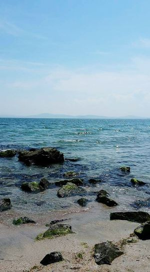 Black sea. Sea