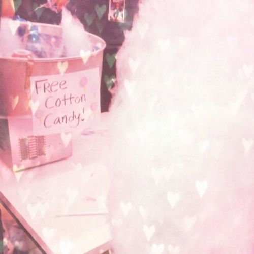 Cottoncandy Pink Candy Sugar food oldnavy