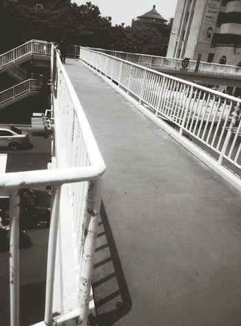 Black&white Flyover Streetphoto_bw