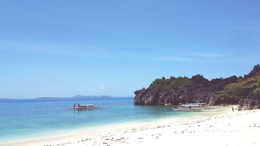 🌞🌴 at Caramoan Island, Camarines Sur Philippines First Eyeem Photo The Great Outdoors - 2015 EyeEm Awards