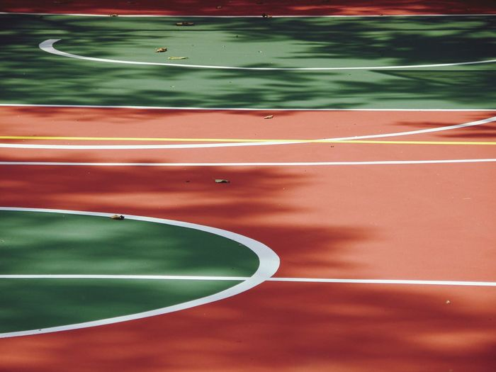 Detail Red Dividing Line Sports Track Outdoors Day Tranquility Curve Full Frame Green Color No People Vibrant Color The Color Of Sport Αθήνα (Athens) Athens, Greece Athens