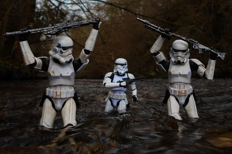 Starwars Star Wars The Black Series Toyphotography Toy Photography Starwarstoys Action Figures Star Wars The Force Awakens Scotland Rogue One Stormtrooper