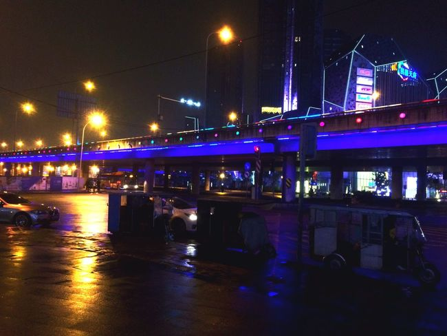 Chengdu Iphone5s EyeEm Gallery EyeEm Best Shots Eye4photography  First Eyeem Photo Vscocam IPhoneography Colors View Road City Eyes EyeEm Night Light Chengdu