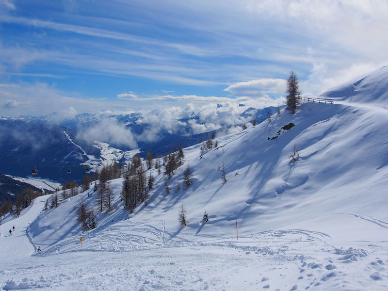Alpine Alps Austria Beauty Beauty In Nature Blue Sky Cloud - Sky Clouds And Sky Dolomites Mountains Mountains And Sky Nature Photography Sillian Skiing Skiing In Austria 👌 Snow Snow Covered Snowday Snowland Snowlandscape Winter Winter Wonderland Winter_collection Wonderland Österreich