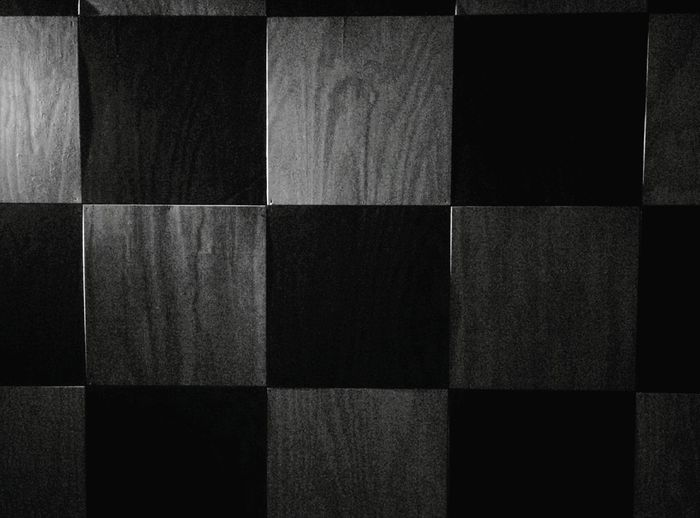 Day 319 - Squares pattern Berlin Colors And Patterns Blackandwhite Pattern Square 365project 365florianmski Day319