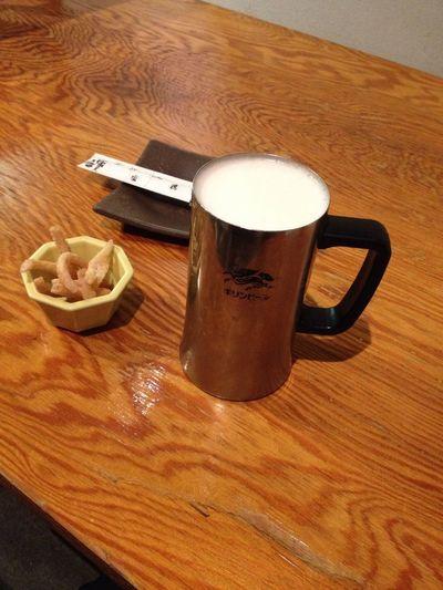 Udon Noodles Beer