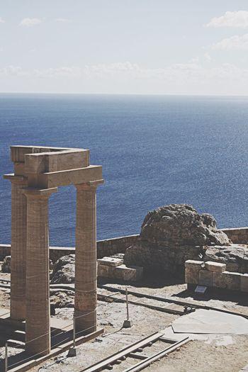 Greece Ródos Lindos