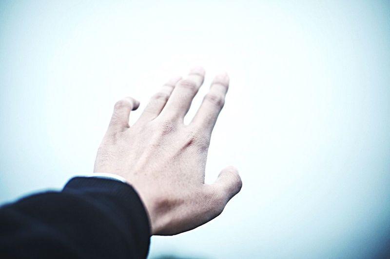 Human Hand Men
