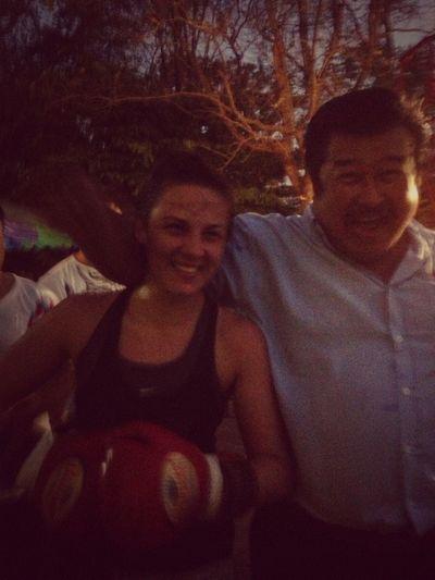 Muy Thai Champ!
