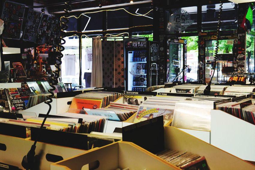 Capture Berlin Indoors  No People Bookshelf Day