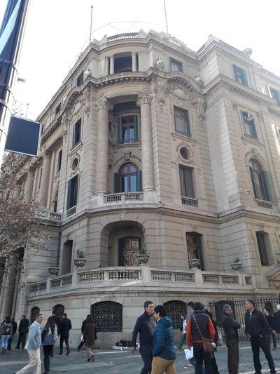 Club De La Unión Ancient Architecture Santiago De Chile City Contrasts That Nobody Sees Despersonalization Indifference Kills Indifference