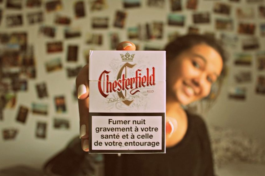 What We Revolt Against Chesterfield Cigarette  Coffee And Cigarettes Smile Girl Hi! Taking Photos Chillout Relaxing French