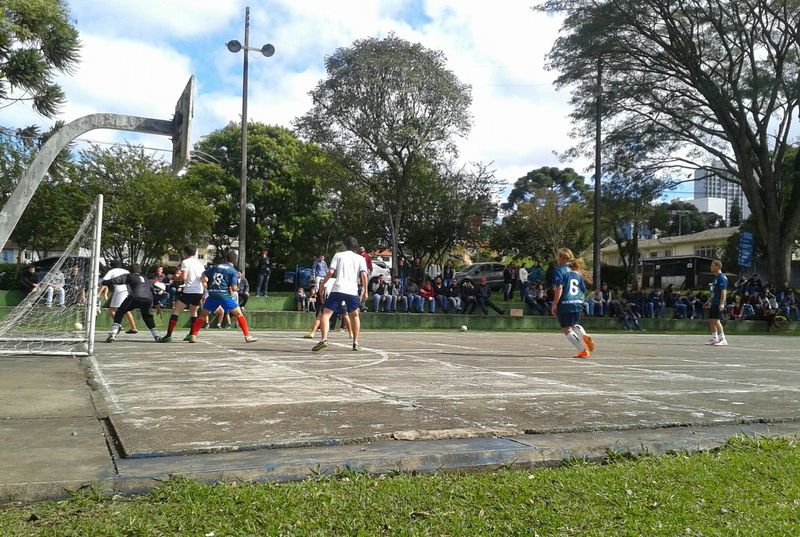 University Campus Rural Agrarias University Life Veterinaria Sport Soccer Game