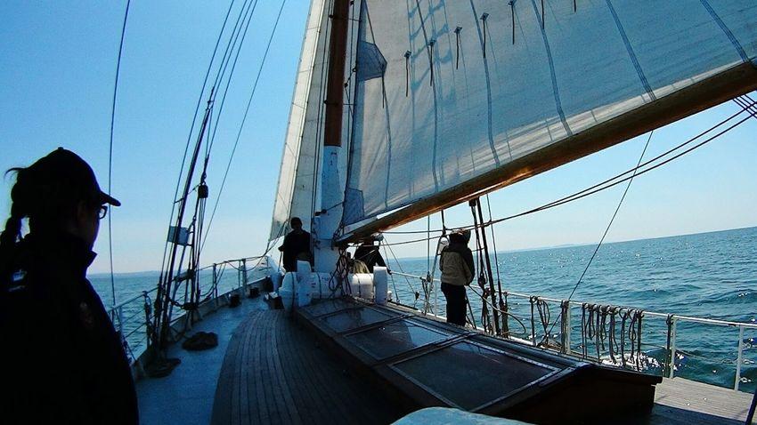 The Great Outdoors - 2016 EyeEm Awards The Architect - 2016 EyeEm Awards Rotersand Sailing Ship Tall Ship Water Beautiful Day