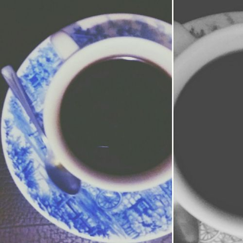 Always Be Cozy Coffee Drink Black Morning