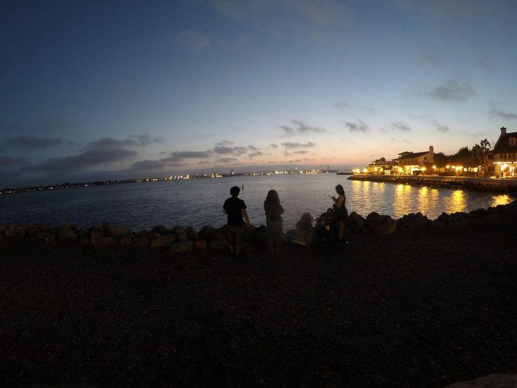 L O V E Sunset Photography Gopro Goprohero4 Goprohero4silver Sandiego Seasidevillage