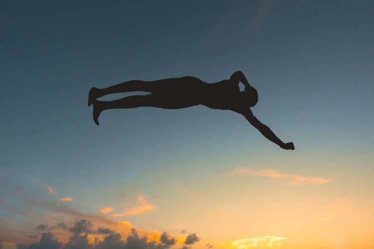 Sudden flight~