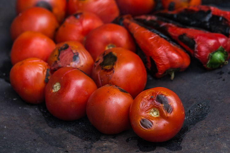 summer of 2017 Close-up Food Healthy Eating Large Group Of Objects No People Red Tomato Vegetable