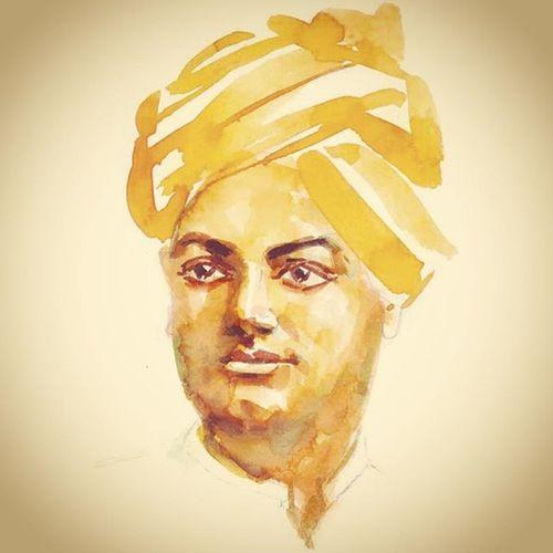 "Happy National Youth Day. ""Arise, awake, and stop not till the goal is reached"". SwamiVivekananda NarendranathDutta Vivekanandajayanti India Youthday"