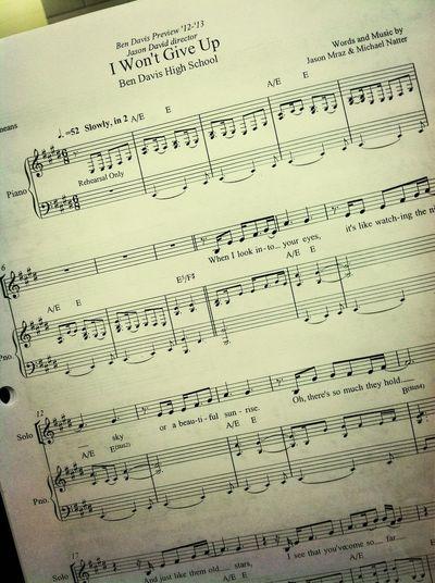 Practicing (: