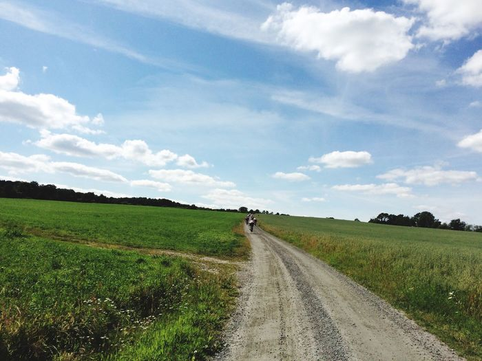 Cycling Roadcycling Nature Landscape Raas2015 Sweden Skåne
