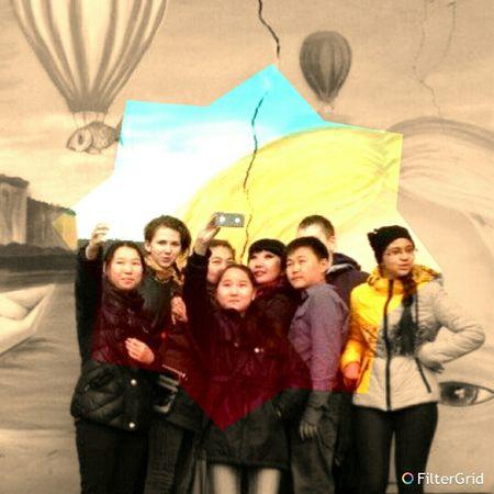 Музей истории Улан-Удэ.🍁Весна наступает, чтож нам не сходить на парад 9 Мая....💮