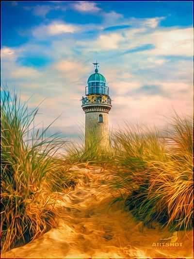 Lighthouse Lighthouses Traveling Still Life Romantic Landscape Beach Clouds And Sky GERMANY🇩🇪DEUTSCHERLAND@ Dune
