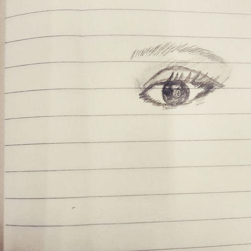 画 Eyes
