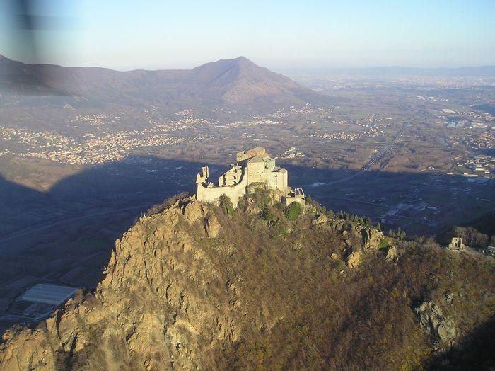 Sacra Di San Michele Italy🇮🇹 Piemonte Basilica Montagne Nature